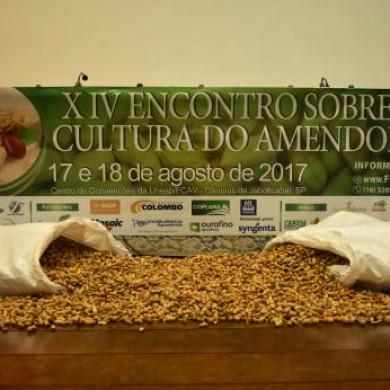 XIV Encontro sobre a cultura do amendoim