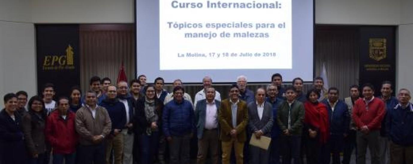 Curso Internacional no Peru conta com a participação do Lapda