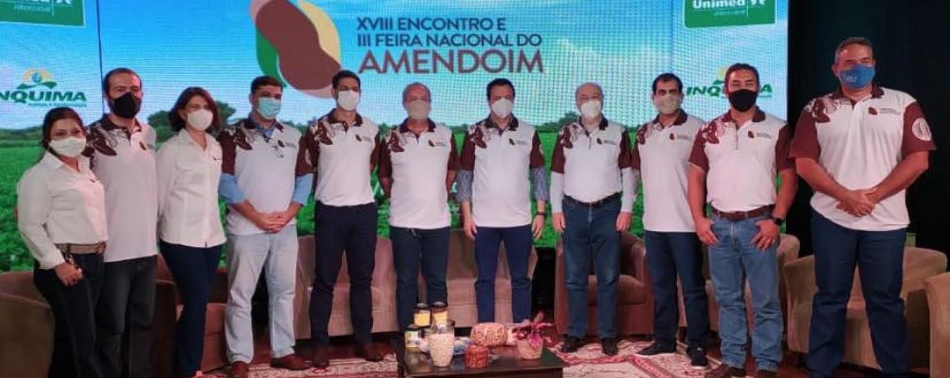 XVIII ENCONTRO E III FEIRA NACIONAL DO AMENDOIM É UM DOS DESTAQUES DO MÊS DE AGOSTO EM JABOTICABAL